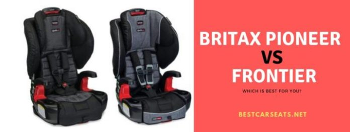 Britax Pioneer VS Frontier