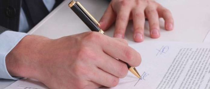 E-sign signatures