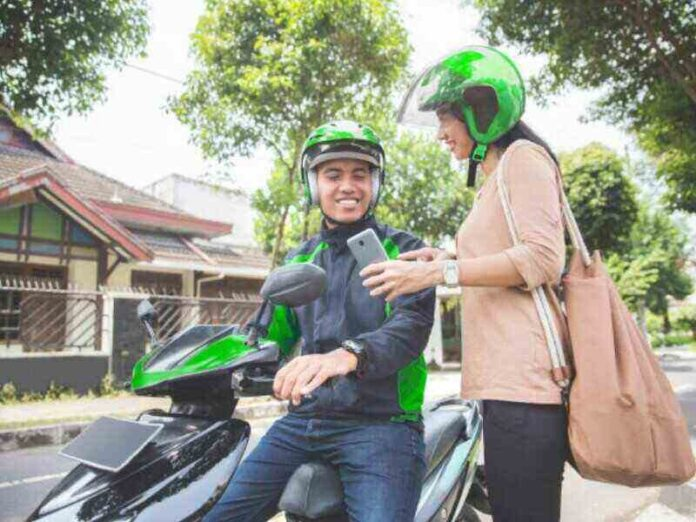 bike taxi app business