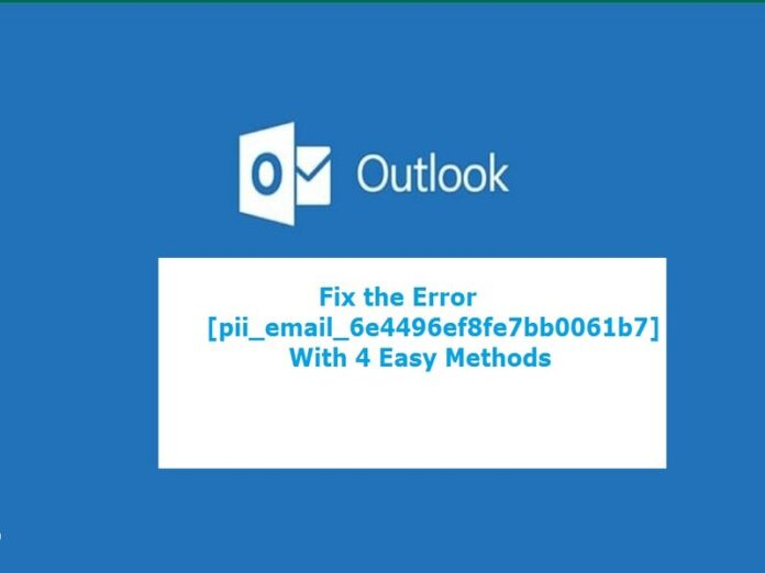 [pii_email_6e4496ef8fe7bb0061b7] error