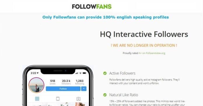 Followfans