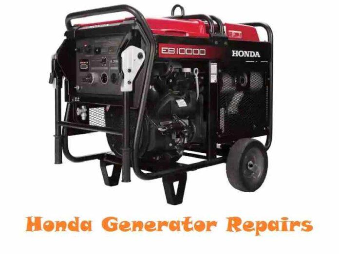 Honda Generator Repairs