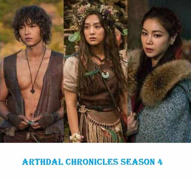 Arthdal Chronicles Season 4